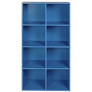 Phoenix 8 Cube Storage Unit - Blue