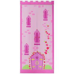Princess 2 Door Wardrobe
