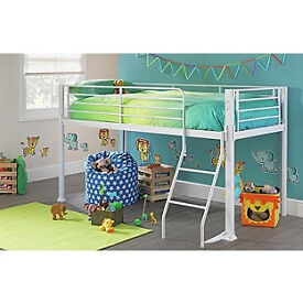 Boltzero Metal Mid sleeper Bed Frame