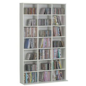 Islington Media Storage Unit - White