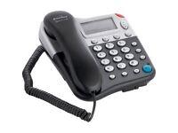 Pair Of Binatone Spirit 410 Corded Telephones