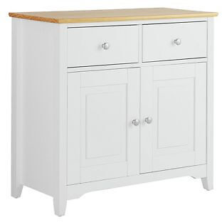 Fairbourne 2 Door 2 Drawer Sideboard - White