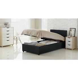 Hygena Lavendon Single Bed Frame - Black