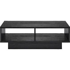 Cubes TV Unit - Black Ash