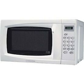 Cookworks 700W Standard Microwave - White