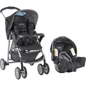 Graco Mirage Pushchair Travel System
