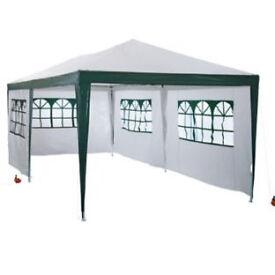 Waterproof Garden Gazebo with Side Panels