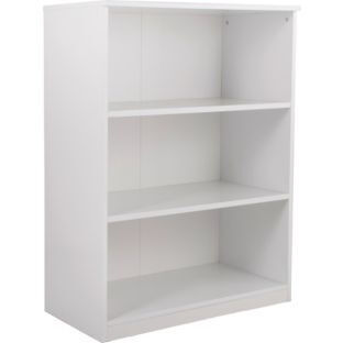 Pagnell Bookshelf - White