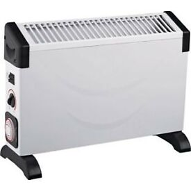 Challenge 2kW Convector Heater with Timer