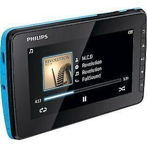 how to put music on philips gogear using songbird