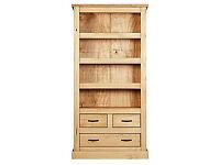 San Diego Bookcase - Solid Pine