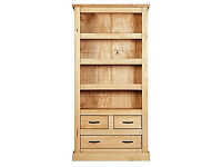 San Diego Bookcase - Solid Pine