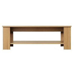 Hamilton Coffee Table - Oak Effect