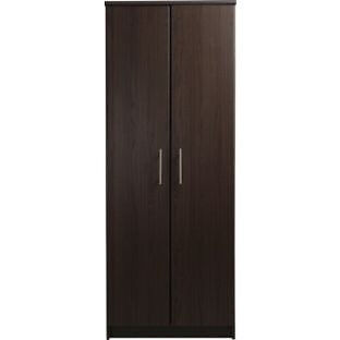 Normandy 2 Door Wardrobe - Wenge Effect