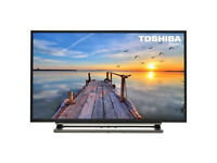 Toshiba 48S3653DB 48 inch Full HD Freeview Smart LED TV. Brand New in Box