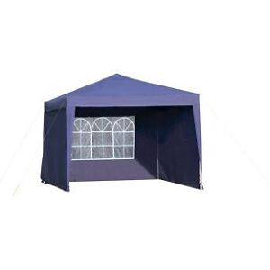 Pop Up Garden Gazebo with Side Panels.