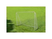 Steel 6ft x 4ft Quick Assemble Football Goal