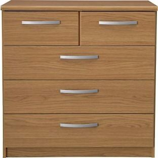 "New Hallingford 3 2 Drawer ChestOak Effectin Sheffield, South YorkshireGumtree - New and in original package. Send me a message if you need to know anything. ""Size H75, W74, D40cm. 27kg. Wood effect. 5 drawers with metal runners. Metal handles. Self assembly 2 people recommended. Made from FSC certified timber."""