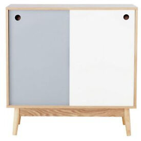 Foley 2 Door Sideboard - Two Tone