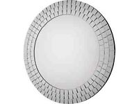 Quality round mirror, only 1 month old, quick sale at only £15, no time wasters please