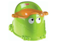 The Amazing Froggy Potty- Great for larger kids!
