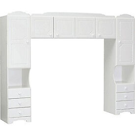 HOME Nordic Overbed Fitment - White