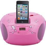 Portable CD Player iPod