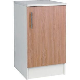 Athina 500mm Fitted Kitchen Base Unit - Beech
