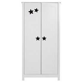 Stars 2 Door Wardrobe