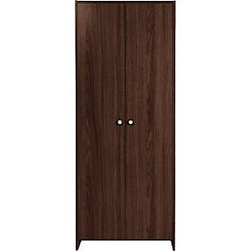 Seville 2 Door Wardrobe - Wenge Effect
