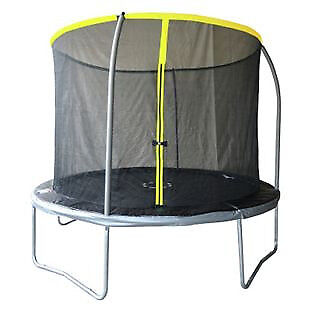 Sportspower 10ft Trampoline and Folding Enclosure
