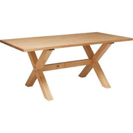Hudson Pine 180cm Dining Table