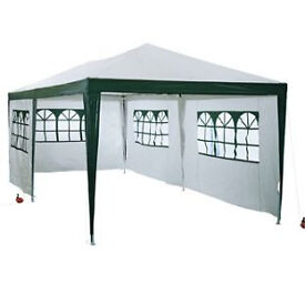 Waterproof Garden Gazebo with Side Panels