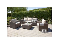 California 5 Seater Patio Set.