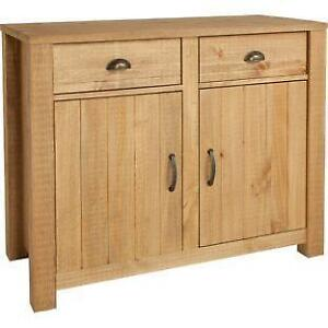Sideboard furniture ebay for Pine sideboard ikea