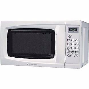 Cookworks 700W Standard Microwave - White