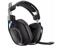 Astro A50 Wireless Gaming Headset for Mac/PC/PS3/PS4.