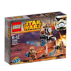 Lego 75089 Geonosis Troopers Neu OVP
