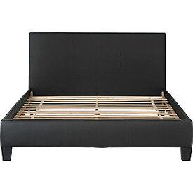 Hygena Constance Kingsize Bed Frame - Black