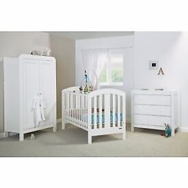 Mamas and Papas cot bed for sale, very good condition