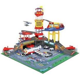 Chad Valley Airport Playset - brand new (rrp £49.99)