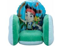 Jake And The Neverland Pirates Inflatable Chair