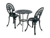 Ascot 2 Seater Cast Aluminium Patio Furniture Set