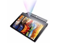 Lenovo Yoga Tab 3 Pro 10.1 inch Tablet with Built-In Projector - Never used