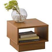 Oak Veneer Coffee Table