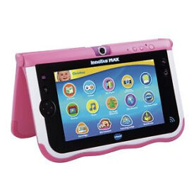 VTech InnoTab Max 7 Inch - Pink Plus One Free Software