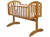 Obaby swing crib