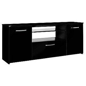 Hygena Hayward Sideboard TV Unit - Black