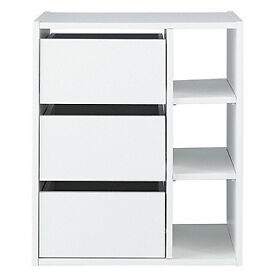 Internal Drawer and Shelving Unit