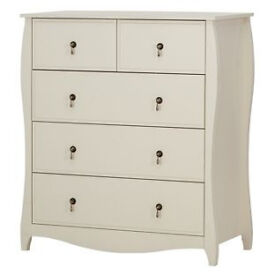 Heart of House Abingdon 3 + 2 Drawer Chest